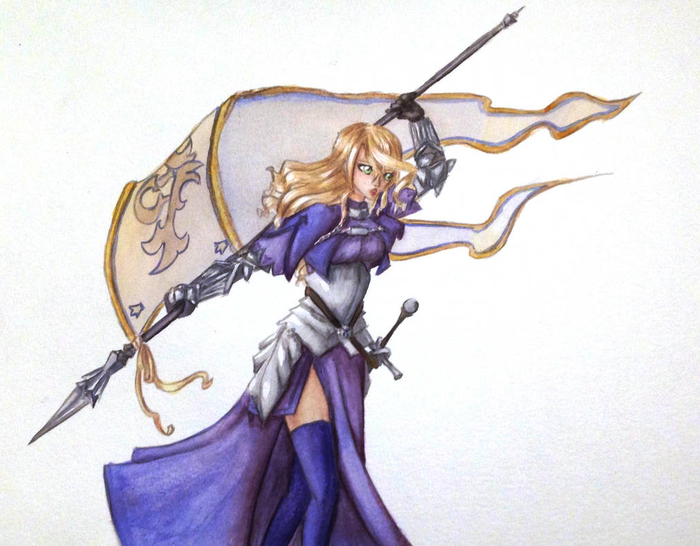 [COMM] Alisha crossover by May-May-Meow