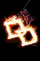 Daredevil color warm up by ivanplascencia
