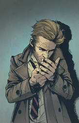 Constantine Pin up by ivanplascencia