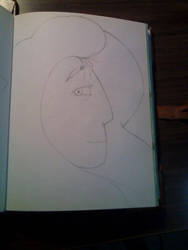 Stevonnie fast drawing by saxumsando
