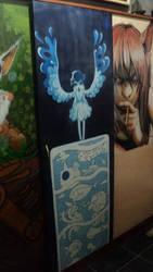 Lapislazuli in my room by saxumsando