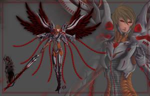 Harshgladis V2 -Utopian Hydra by DarthHaro