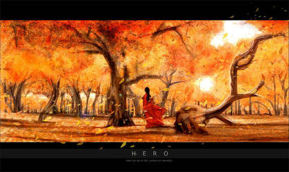 Hero by Holyrebelion