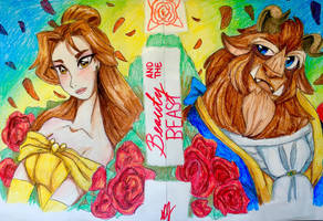 Beauty and the Beast by Artfrog75