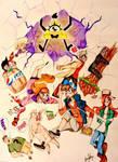 Gravity Falls. by Artfrog75