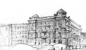 quick sketch by NealDraper