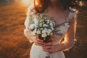 Spring bouquet by MarinaVroda