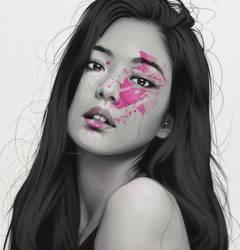 Kim Jennie by Agamnn17