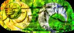 Rampant Crescent Flora - Title Logo by popfan95b