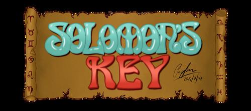 Solomon's Key Title Logo HD by popfan95b