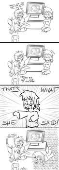 4koma: Predictable Joke by popfan95b