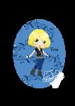 Tris Chibi by ChocolateJuju