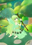 Firefly Princess by ChocolateJuju