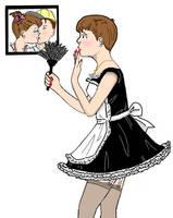 Lipstick Discipline, cont. by Daphnesecretgarden