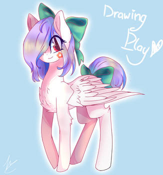 New Drawing Play by MusicStar123