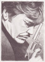 The legendary Charles Bronson by britanga