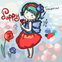 Cute Poppy by Coline25