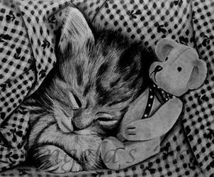 Furry Friends by AngelasPortraits