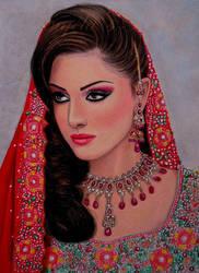 Indian Wedding by AngelasPortraits