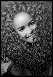 Just Smile by AngelasPortraits