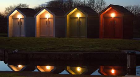 Huts by AngelasPortraits