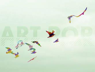 Freedom in Flight by arthurpopular