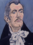 Vincent Price painting by tdastick