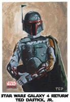 Star Wars Galaxy 4 - Boba Fett by tdastick
