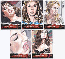 Hammer Horror Women by tdastick