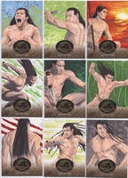 Tarzan 100th Anniversary - 1 by tdastick