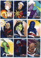 Guardians of the Galaxy 2 by tdastick