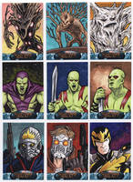 Guardians of the Galaxy 4 by tdastick