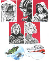 Star Wars The Last Jedi Series 1 - 03 by tdastick
