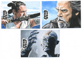 Star Wars The Last Jedi Series 1 - 04 by tdastick