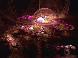 Alien Structures-Coliseum by SARETTA1