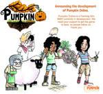Pumpkin Online Announcement by Pumpkin-Days-Game