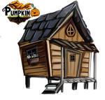 Rickety Cottage by Pumpkin-Days-Game