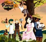 Pumpkin Online Group concept art by Pumpkin-Days-Game