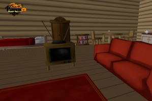 Demo house inside by Pumpkin-Days-Game