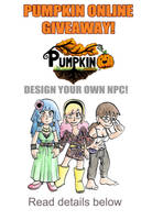 Pumpkin Online GIVE AWAY Contest Rules by Pumpkin-Days-Game