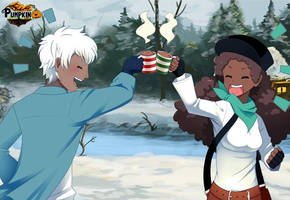 Happy Holidays by Pumpkin-Days-Game