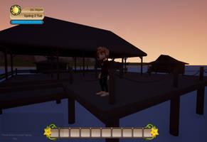Wahoo Beach Bar/Restaraunt by Pumpkin-Days-Game