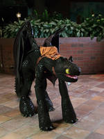 Toothless by Tsukune