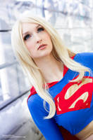 Supergirl by black---butterfly