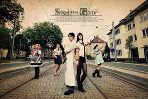 Steins Gate by black---butterfly