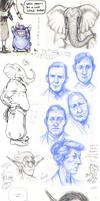 Sketch dump number what by Jackarais