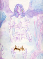 Gethsemane by hushicho