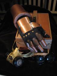 The Mechanical Manductor by Urstu