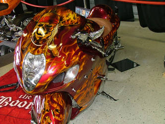 PoTC Motorcycle. by QueenOfPirates
