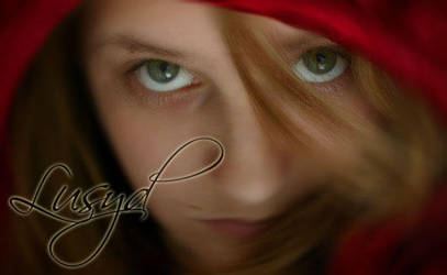 Deviant ID Red by Lusyd